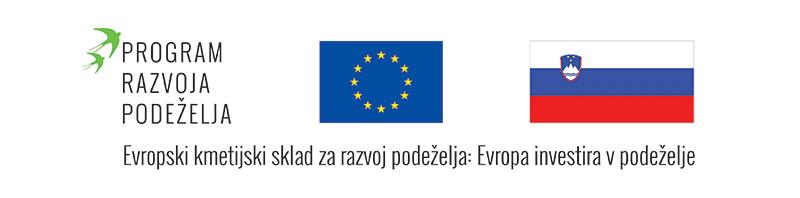 Logotipi Evropskega kmetijskega sklada za razvoj podeželja
